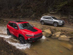 Everyday Adventures Reimagined with the Jeep Cherokee Trailhawk