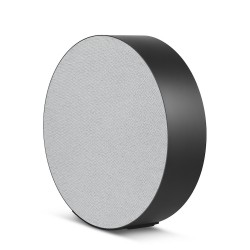 Bang & Olufsen BeoSound Edge Anthracite/Bright Grey (incl Light Grey Hallingdal Fabric and Floor Stand)