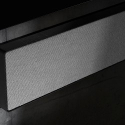 Bang & Olufsen BeoSound Stage Anthracite Frame with Light Grey Hallingdal Fabric Cover