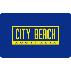 City Beach Instant Gift Card - $100