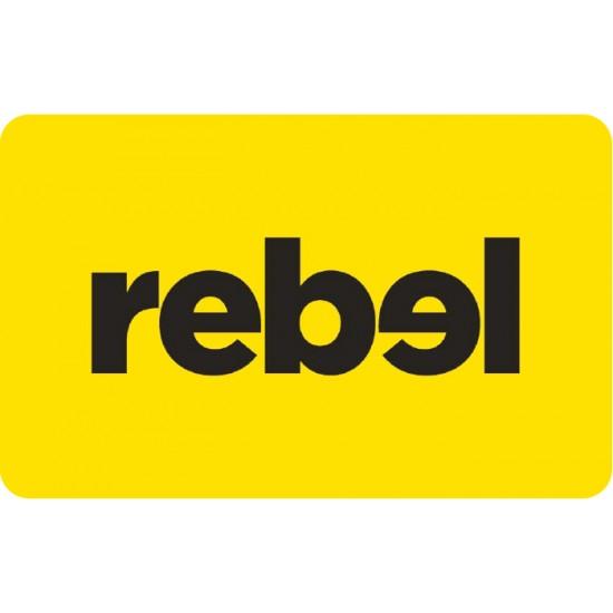 Rebel Sport Instant Gift Card - $50