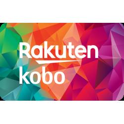 Kobo Instant Gift Card - $50