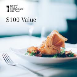 Dining Card - $100 Value