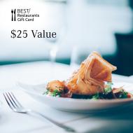 Dining Card - $25 Value