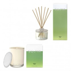 Ecoya French Pear Madison Candle and Diffuser Set