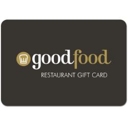 Good Food $50 Instant Flexi E-Gift Card