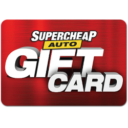 Supercheap Auto $50 E-Gift Card