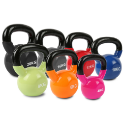 Lifespan Fitness Kettlebell Set 4kg to 20kg