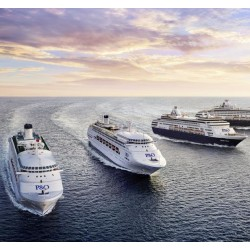 P&O Cruises - Buy one cruise and get up to 50% off for a second traveller