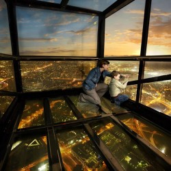 Eureka Tower entry with Edge Experience