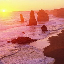 Great Ocean Road Tour with Wifi on board Late sunset Tour
