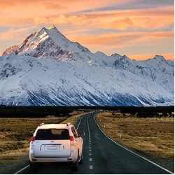 New Zealand All Inclusive Self Drive Tour - 9 Nights from $2,899pp twin share