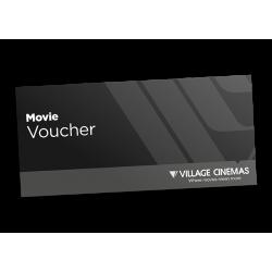 Village Cinema Adult Movie Voucher